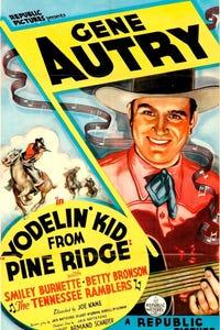 Yodelin' Kid from Pine Ridge as Henchman