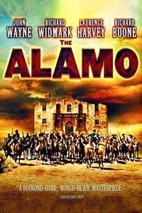 The Alamo as Col. William Travis