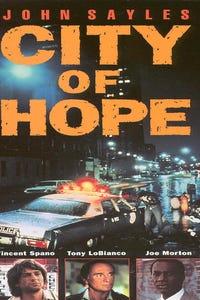 City of Hope as Reesha