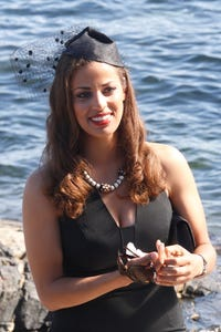 Athena Karkanis as Agent Perez