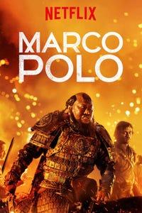 Marco Polo as Lotus