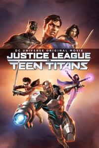 Justice League vs. Teen Titans as Wonder Woman/Diana Prince