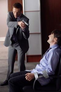 Tim Guinee as David Bishop