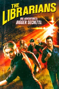 The Librarians as Freddy