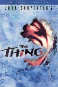 The Thing as R.J. MacReady