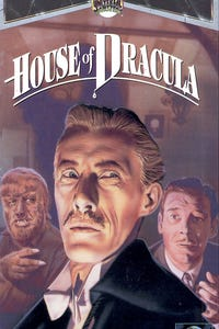 House of Dracula as Lawrence Stewart Talbot/The Wolf Man
