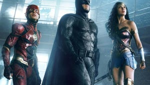 The Trailer for the Zack Snyder's Four-Hour Justice League Cut Is Finally Here