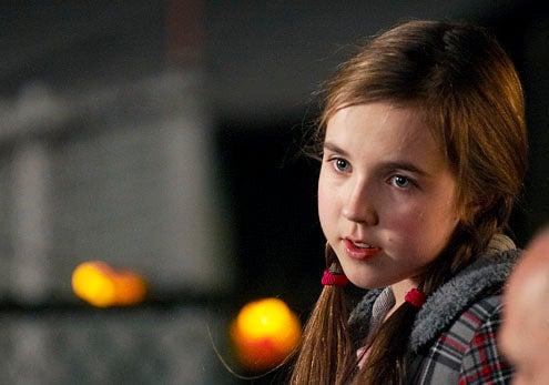 """Nurse Jackie - Season 3 - """"Mitten"""" - Ruby Jerins"""
