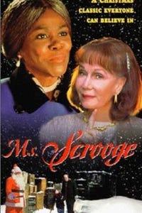 Ms. Scrooge as Maude Marley