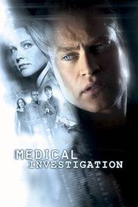 Medical Investigation as Lt. Troy Adams