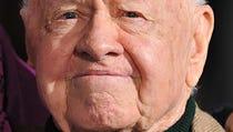 Mickey Rooney Granted Restraining Order Against Stepson