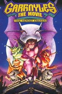 Gargoyles: The Movie as Hakon