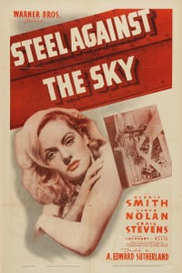 Steel Against the Sky as Pete Evans