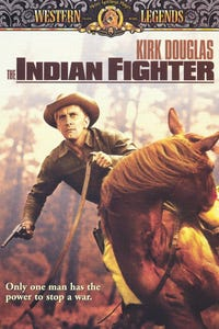 The Indian Fighter as Johnny Hawks
