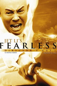 Fearless as Huo Yuanjia