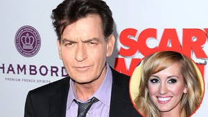 Charlie Sheen Engaged to Porn Star Girlfriend