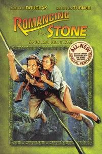 Romancing the Stone as Mrs. Irwin