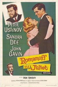 Romanoff and Juliet as Igor Romanoff