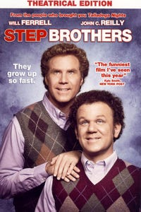 Step Brothers as Blind Man