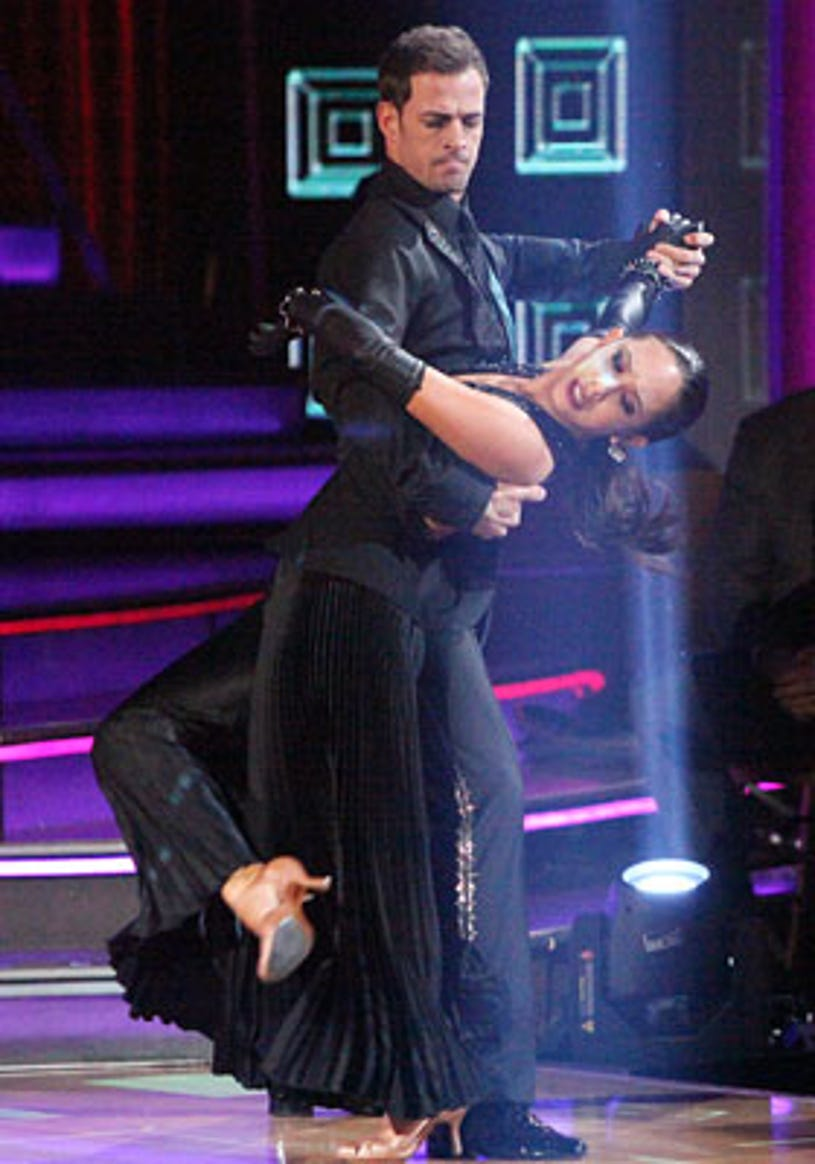 Dancing With The Stars - Season 14 - Cheryl Burke and William Levy