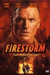 Firestorm as Cowboy
