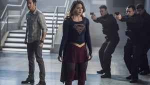 Supergirl Doesn't Care for Fibbing
