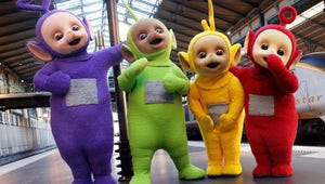 The Teletubbies Are Coming Back to TV