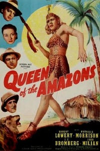Queen of the Amazons as Commissioner