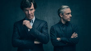 Bad News, Sherlock Fans: Watson and Holmes Are Not Lovers, Says Star