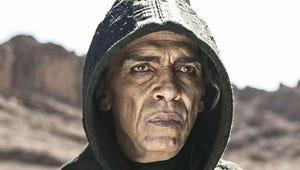 Roma Downey, Mark Burnett Cut Obama-Esque Satan Out of Son of God
