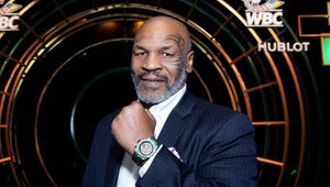 How to Watch the Mike Tyson vs. Roy Jones Jr. Boxing Fight on Thanksgiving Weekend