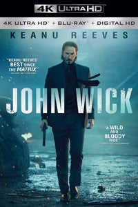 John Wick as Hotel Manager/Charon
