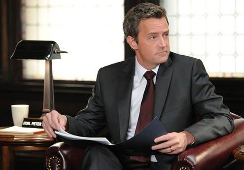 "The Good Wife - Season 3 - ""Blue Ribbon Panel"" - Matthew Perry"
