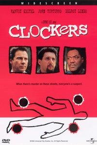 Clockers as Bill Walker