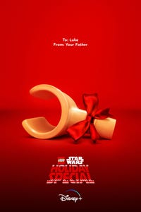 The Lego Star Wars Holiday Special as Rose Tico (voice)