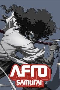 Afro Samurai as Afro Samurai