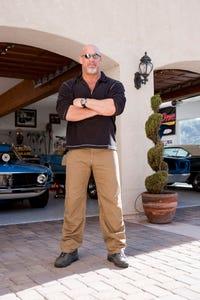 Bill Goldberg as Goldberg