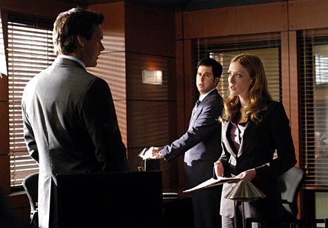 "Close to Home - Season 2, ""Drink the Cup"" - David James Elliott, Jonathan Silverman, Jennifer Finnigan"