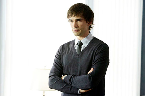 "Covert Affairs - Season 4 - ""Rock A My Soul"" - Christopher Gorham"
