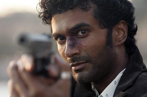 "Heroes - Season 2 - ""Cautionary Tales"" - Sendhil Ramamurthy as ""Mohinder Suresh"""