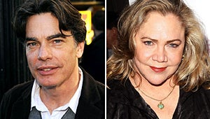 Kathleen Turner and Peter Gallagher Turn Body Heat into Californication