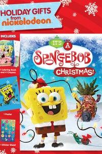 It's a SpongeBob Christmas! as Mr. Krabs