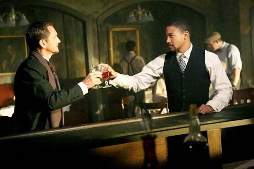 """The Originals - Season 1 - """"Le Grand Guignol"""" - Sebastian Roche and Charles Michael Davis"""