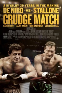 Grudge Match as Mikey