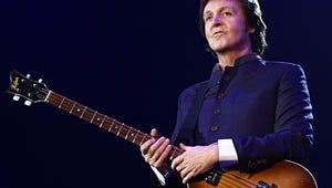 Paul McCartney Rocks the White House