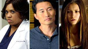 Mega Buzz: The Grey's Wedding, a Five-0 Love Interest and the Vampire Triangle