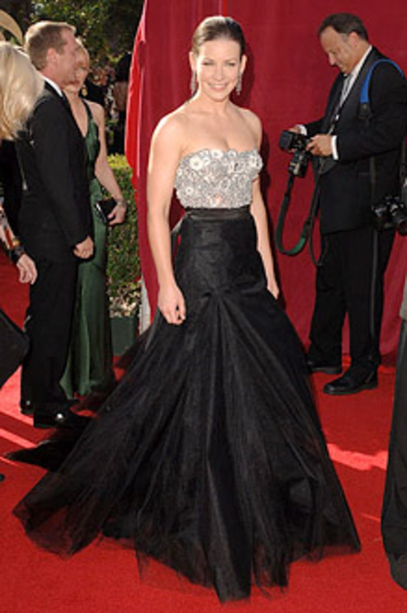Evangeline Lilly - The 57th Annual Emmy Awards - 2005