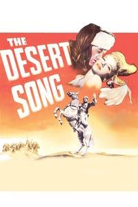 The Desert Song as Tarbouch