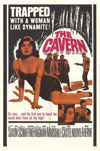 The Cavern as Capt. Wilson