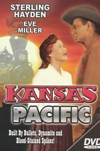 Kansas Pacific as Capt. John Nelson